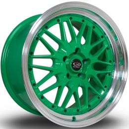 Rota - Kensei (Green / Polished Lip)