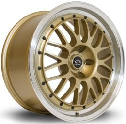 Rota - MC3 (Gold / Polished Lip)