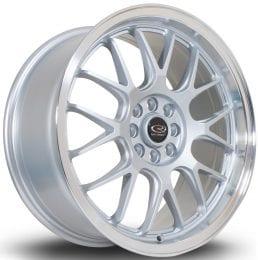 Rota - MXR (Silver / Polished Lip)