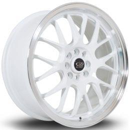Rota - MXR (White / Polished Lip)