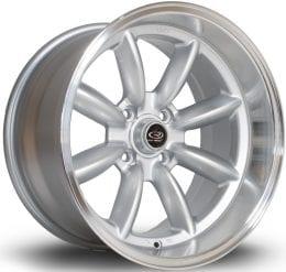 Rota - RBX (Silver / Polished Lip)