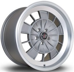 Rota - Retro2 (Raw Silver)