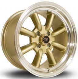 Rota - RKR (Gold / Polished Lip)