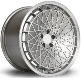 Rota - RM100 (Steel Grey Matt / Polished Face)