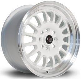 Rota - TrackR (White / Polished Lip)